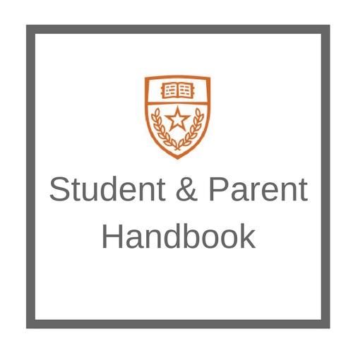 Student & Parent Handbook logo