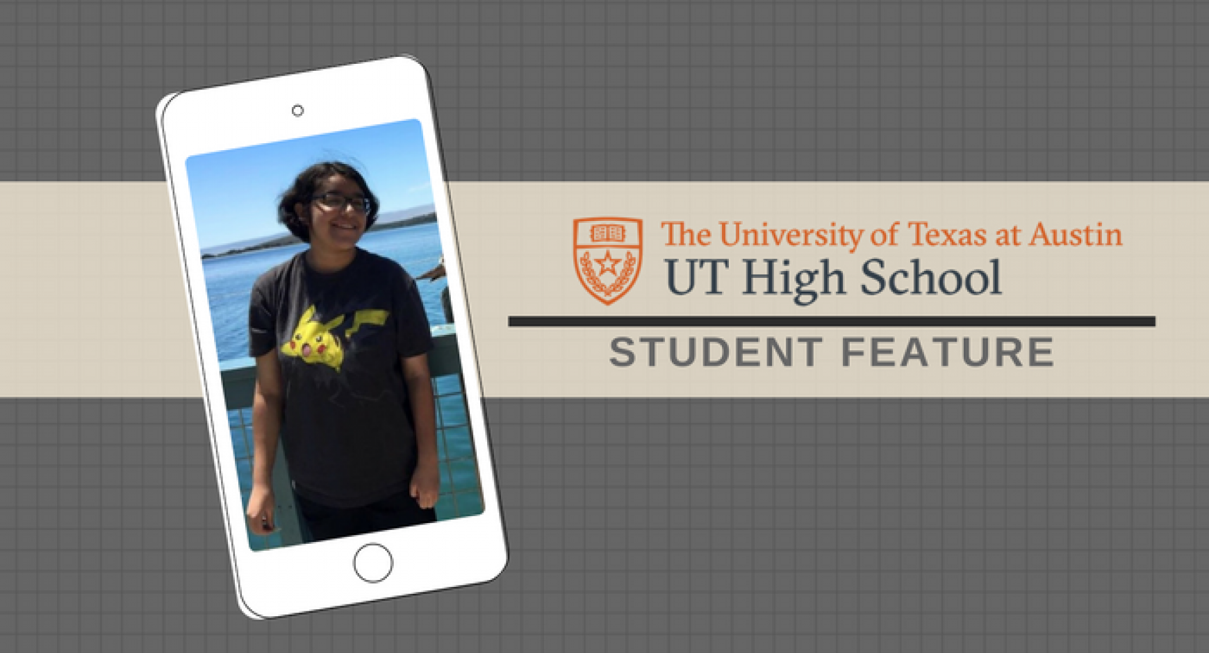 April Student Feature
