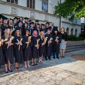 UTHS 2019 graduation ceremony expands to the Student Union